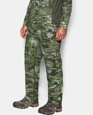 Men's UA Storm Scent Control Softershell Pants LIMITED TIME: FREE U.S. SHIPPING 3 Colors $142.49