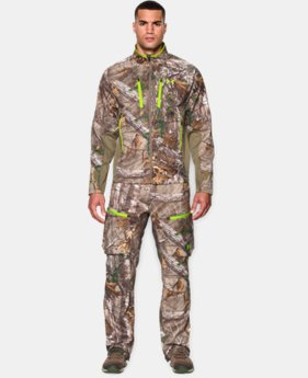 Men's UA Storm Scent Control Softershell Pants LIMITED TIME: 25% OFF 2 Colors $142.49