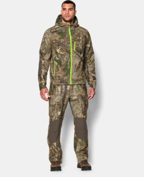 Men's UA Storm WINDSTOPPER® Camo Jacket  1 Color $157.49