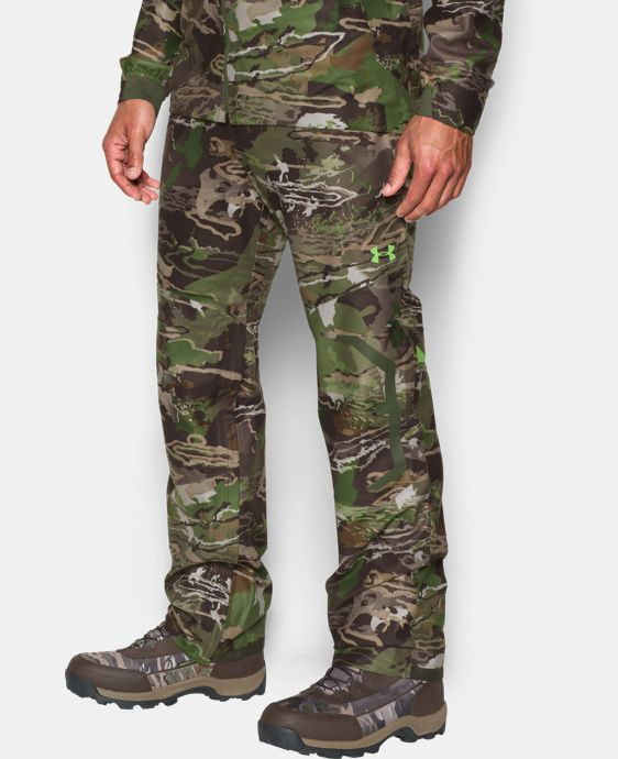 UA Storm Gore-Tex® Essential Rain Pants LIMITED TIME OFFER + FREE U.S. SHIPPING 2 Colors $168.74