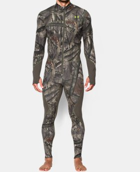 Men's UA ColdGear® Armour Scent Control Ninja Suit