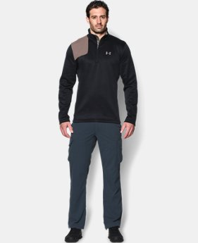 Men's UA Borderland ¼ Zip  1 Color $32.99 to $42.99