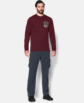 Men's UA Borderland Thermal Crew
