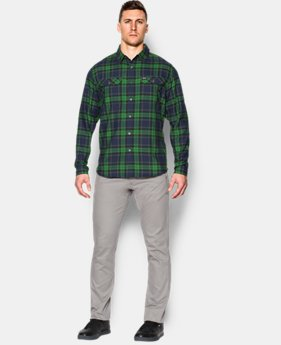 Men's UA Borderland Flannel   $59.99