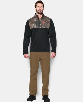 Men's UA Caliber ¼ Zip  5 Colors $41.99 to $42.99