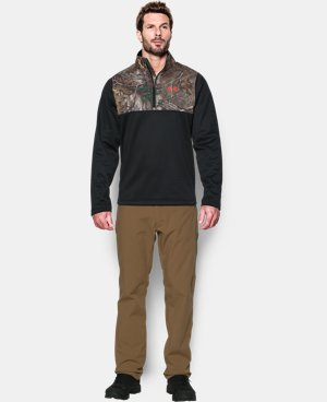 Men's UA Caliber ¼ Zip   $79.99