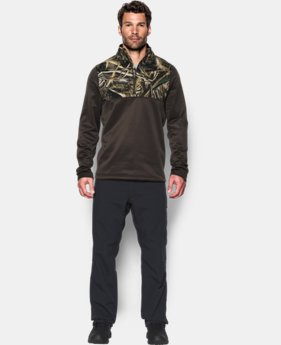 Men's UA Caliber ¼ Zip LIMITED TIME: FREE U.S. SHIPPING 2 Colors $52.49