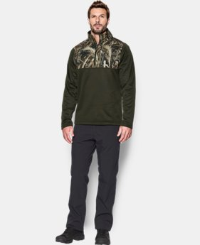 Men's UA Caliber ¼ Zip LIMITED TIME OFFER + FREE U.S. SHIPPING 1 Color $52.49