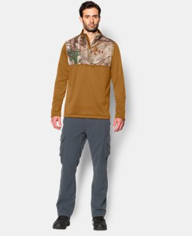 Men's UA Caliber ¼ Zip   $31.49 to $39.74