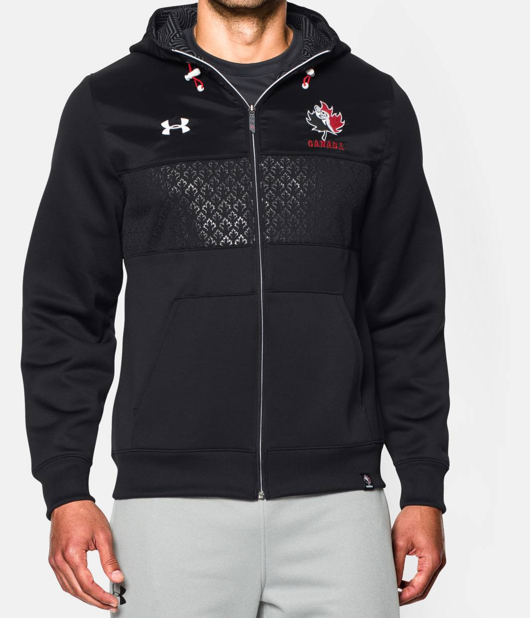 Design Under Armour Jackets Online. Low Minimums & No Set-Ups. Step up your corporate game with custom Under Armour jackets. By adding your company logo, you align your business with a brand known for high quality and a dedication to perfection.