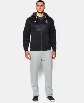 Men's Rugby Canada UA Storm ColdGear® Infrared Hoodie