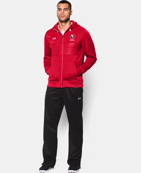 Men's Rugby Canada UA Storm ColdGear® Infrared Hoodie  1 Color $76.49