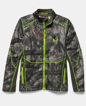 Boys' UA ColdGear® Infrared Scent Control Jacket