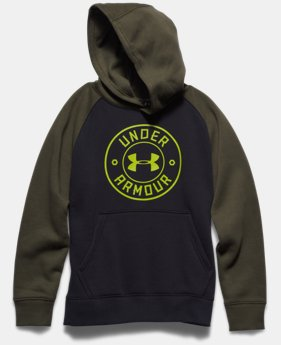 Boys' UA Established Hoodie