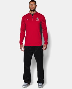 Men's Rugby Canada UA Storm ¼ Zip LIMITED TIME: FREE SHIPPING 1 Color $53.99