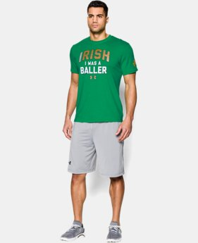 Men's UA St Patty's Irish I Was T-Shirt