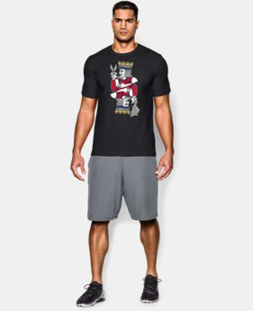 Men's UA Basketball King Of Court T-Shirt