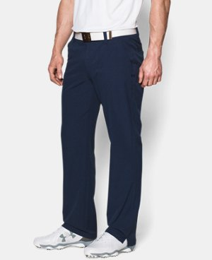 Men's UA Match Play Vented Pants LIMITED TIME: FREE SHIPPING 2 Colors $94.99
