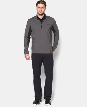 Men's UA Storm Links ¼ Zip