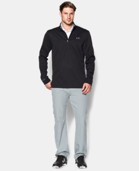 Men's UA Storm Elemental ½ Zip  1 Color $56.24