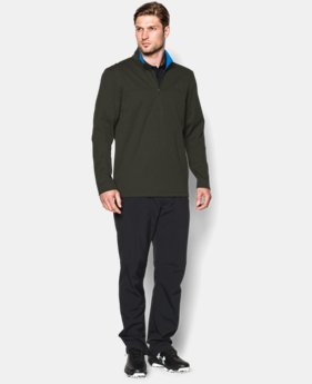 Men's UA Storm Elemental ½ Zip  1 Color $67.99