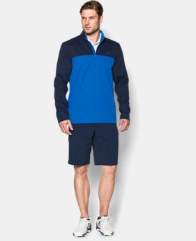 Men's UA Storm Elemental ½ Zip   $67.99