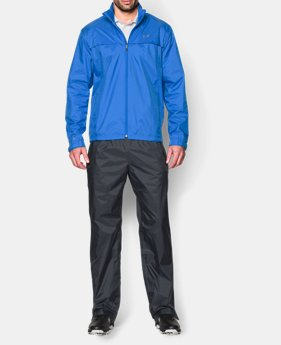Men's UA Storm Golf Rain Suit LIMITED TIME: FREE U.S. SHIPPING 1 Color $127.99