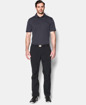 Men's UA Tips Pocket Polo