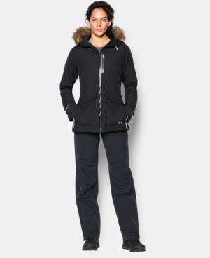 Women's UA ColdGear® Infrared Vailer Jacket LIMITED TIME: FREE U.S. SHIPPING 1 Color $224.99