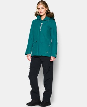 Women's UA ColdGear® Infrared Vailer Jacket