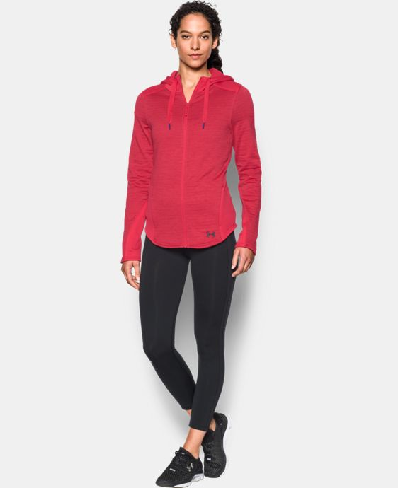 Best Seller Women's UA Expanse Full Zip Hoodie LIMITED TIME: FREE U.S. SHIPPING 1 Color $99.99