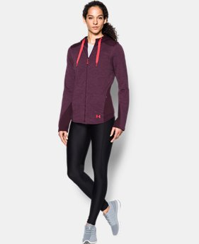 Women's UA Expanse Full Zip Hoodie LIMITED TIME OFFER 1 Color $45.99