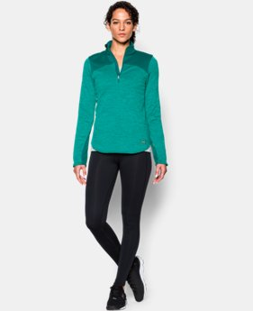 Women's UA Gamut ¼ Zip  1 Color $53.99