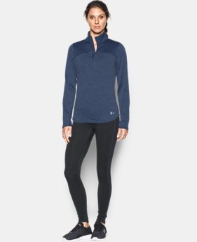 Women's UA Gamut ¼ Zip LIMITED TIME OFFER 1 Color $39.99