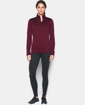 Women's UA Gamut 1/4 Zip  LIMITED TIME: FREE U.S. SHIPPING 1 Color $89.99