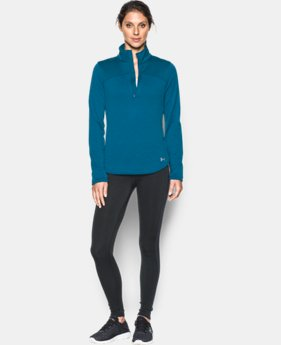 Women's UA Gamut ¼ Zip  4 Colors $89.99