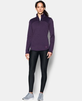 Women's UA Gamut ¼ Zip  6 Colors $89.99