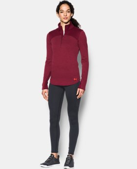 Women's UA Gamut ¼ Zip  1 Color $89.99
