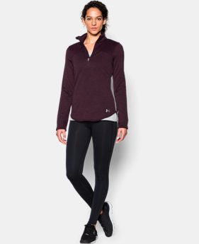 Women's UA Gamut ¼ Zip  3 Colors $53.99