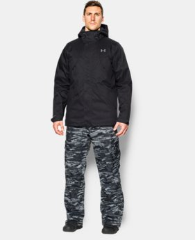 Men's UA Storm ColdGear® Infrared Excursion Parka   $194.99