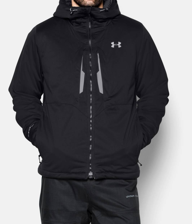 men 39 s ua storm coldgear infrared ampli jacket under armour us. Black Bedroom Furniture Sets. Home Design Ideas