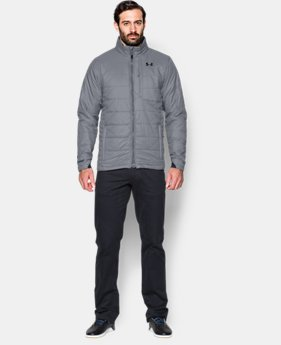 Men's UA Storm ColdGear® Infrared Micro Jacket LIMITED TIME: 20% OFF 3 Colors $129.74 to $172.99
