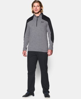 New Arrival Men's UA Gamut ¼ Zip  2 Colors $89.99
