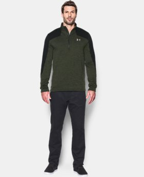 New Arrival  Men's UA Gamut ¼ Zip   $104.99