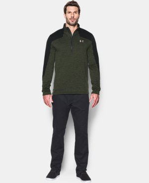 New Arrival Men's UA Gamut ¼ Zip   $89.99