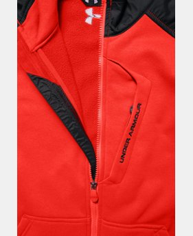 Boys' UA Storm ColdGear® Extreme Jacket  1 Color $47.99 to $59.99