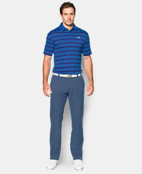 Men's UA coldblack® Scratch Polo  1 Color $59.99