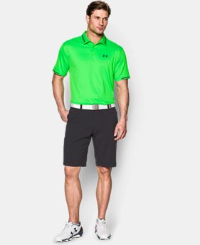 Men's UA coldblack® Tip Polo  1 Color $59.99