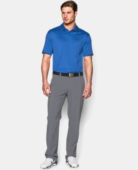 Men's UA coldblack® Tip Polo