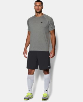 Men's UA Hustle Soccer Shorts LIMITED TIME: FREE U.S. SHIPPING 1 Color $29.99